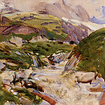 The Simplon, John Singer Sargent