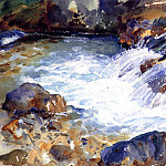 In the Tyrol, John Singer Sargent