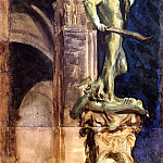 Perseus by Night, John Singer Sargent