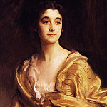 The Countess of Rocksavage , John Singer Sargent