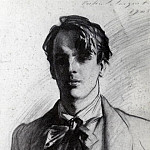 John Singer Sargent - William Butler Yeats