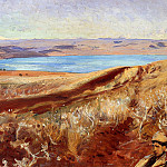 The Dead Sea, John Singer Sargent