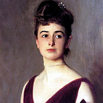 John Singer Sargent - Mrs. Charles E. Inches nee Louise Pomeroy