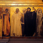 John Singer Sargent - Frieze of Prophets