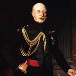 Fiield Marshall H. R. H. the Duke of Connaught and Strathearn, John Singer Sargent