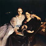 The Misses Vickers, John Singer Sargent