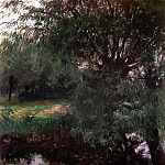 A Backwater at Wargrave, John Singer Sargent