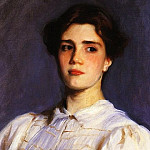 John Singer Sargent - Sally Fairchild