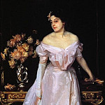 Hylda, Daughter of Asher and Mrs. Wertheimer, John Singer Sargent