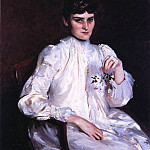 John Singer Sargent - Mrs. Edmond Kelly