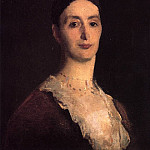 John Singer Sargent - Frances Mary Vickers