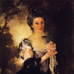 Mrs. William Crowninshield Endicott, Jr, John Singer Sargent