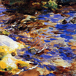 Reflection, John Singer Sargent