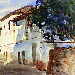 John Singer Sargent - The White House