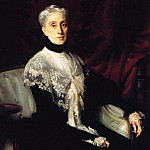 Mrs. William Crowninshield Endicott, John Singer Sargent