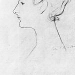 Study for Madame Pierre Gautreau, John Singer Sargent
