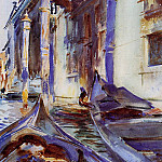 On the Grand Canal, John Singer Sargent
