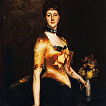 Lady Playfair, John Singer Sargent