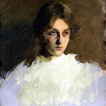 John Singer Sargent - Edith French