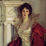 John Singer Sargent - Winifred, Duchess of Portland