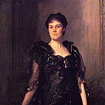 John Singer Sargent - Mrs. Charles F. St. Clair Anstruther - Thompson, nee Agnes