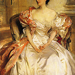 John Singer Sargent - Cora, Countess of Strafford (Cora Smith)