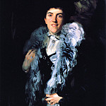 John Singer Sargent - Mrs. John William Crombie (Minna Watson)