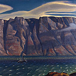 Squall. Greenland, Rockwell Kent