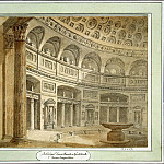 Klerisso, Charles-Louis – Interior of the funeral hall, part 06 Hermitage