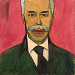 part 06 Hermitage - Krohn, Christian Cornelius - Portrait of SI Shchukin