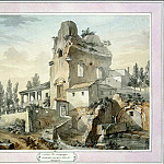part 06 Hermitage - Klerisso, Charles-Louis - A country house in ancient ruins, and