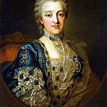 part 06 Hermitage - Kraft, Per Elder - Portrait of Princess NA Repnin