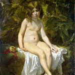 Little bather, Thomas Couture