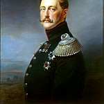Kruger Franz – Portrait of Nicholas I, part 06 Hermitage