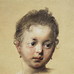 part 06 Hermitage - Carriera, Rosalba - Childrens head from the front