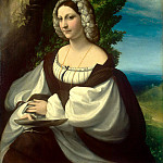 part 06 Hermitage - Correggio - Portrait of a Woman