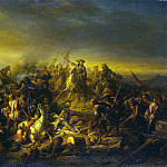 Battle at Seneffe, Nicaise de Keyser