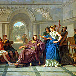 part 06 Hermitage - Lagrenet, Jean-Jacques - Helena, recognizable Telemachus