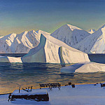 Kent Rockwell – Beginning of November. North Greenland, part 06 Hermitage