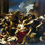 Castello Valerio – Massacre of the Innocents, part 06 Hermitage