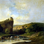 part 06 Hermitage - Movies, Joseph Verbukhoven, Eugene Joseph - Landscape with a Herd