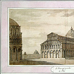 Klerisso, Charles-Louis – Leaning Tower of Pisa, part 06 Hermitage
