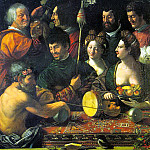 Dossi, Dosso dossi2, The Italian artists