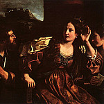 The Italian artists - Guercino (Giovanni Francesco Barbieri, Italian, approx. 1591-1666) guercino5