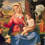 The Italian artists - Previtali, Andrea (Italian, 1470-1528) 2