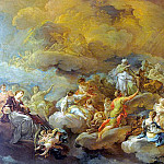 The Italian artists - Giaquinto, Corrado (Italian, approx. 1703-1766)