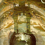 The Italian artists - ciurlionis2