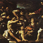 The Italian artists - Guercino (Giovanni Francesco Barbieri, Italian, approx. 1591-1666) guercin4