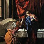 Gentileschi, Orazio ogentil2, The Italian artists