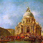 Guardi, Francesco guardi1, The Italian artists